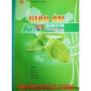 Sổ giáo án 200 Trang