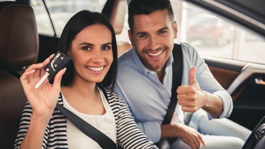 Sở hữu ô tô bằng hình thức mua trả góp