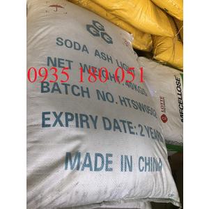 Soda ash light Na2CO3