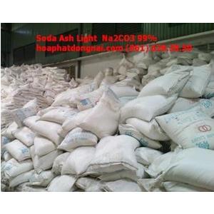 Soda Ash Light Na2CO3 99%