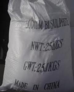 Sodium Hydrosulfite (NaHSO3 99%)