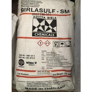 Sodium Metalbisulfite Na2S2O5