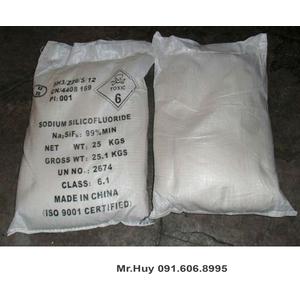 Sodium Silicofluoride - Na2SiF6