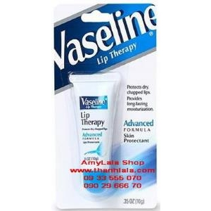 Son dưỡng môi Vaseline Lip Therapy Skin Protectant Advanced Formula (Made in USA) 0933555070