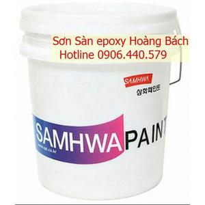 Sơn Epoxy tự san phẳng Samhwa Epocoat 5100