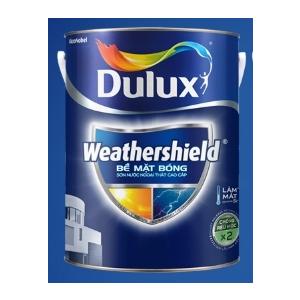Sơn ngoại thất Dulux Weathershield
