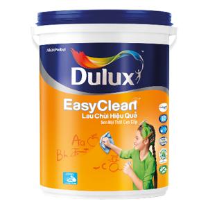 Sơn nội thất lau chùi hiệu quả Dulux