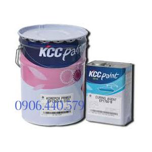 Sơn phủ epoxy kết cấu thép KCC EH6270