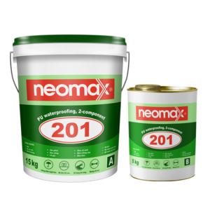 Sơn Polyurethan chống thấm Neomax 201