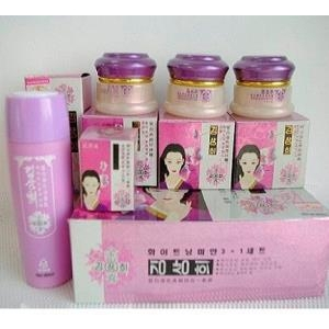 Song Hỷ - Kim san hy - bộ kem dưỡng da cao cấp của Hàn Quốc đặc trị nám,tàn nhang,dưỡng trắng da