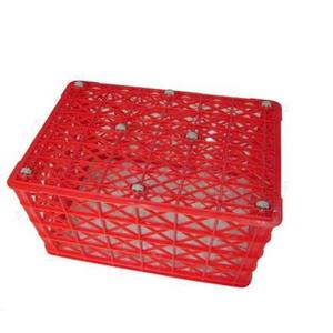 Sóng nhựa công nghiệp có bánh xe HS022 850x630x525mm