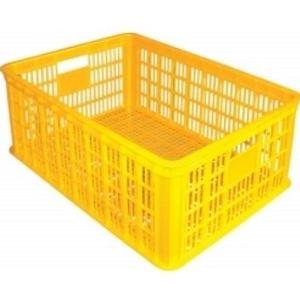 Sóng nhựa công nghiệp HS014 610x420x250mm