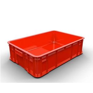 Sóng nhựa công nghiệp kín HS007 610x420x150mm