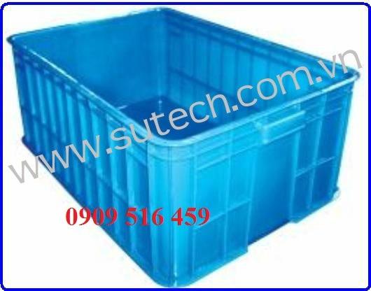 Sóng nhựa đặc, sóng nhựa hở, sóng nhựa công nghiệp