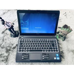 Sony Y Series VPCY2 || i3-U330~1.2GHz || Ram 4G/HDD 500G || 13.3