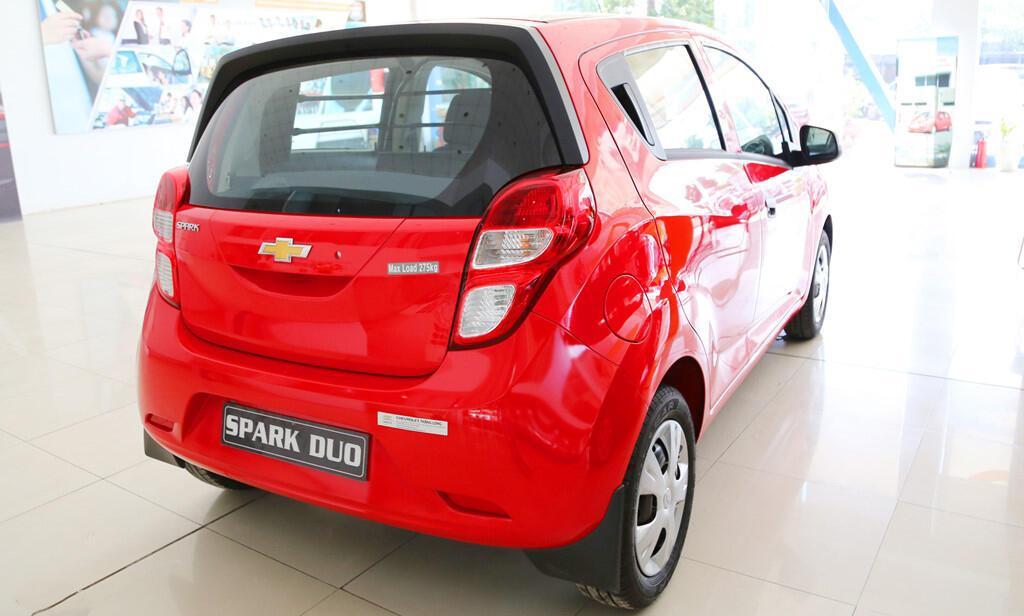 Chevrolet Spark Duo 2 chỗ - Gọi sẽ có giá tốt