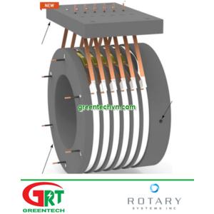 SR006 | 2-part slip ring SR006 series | Rotary System Vietnam