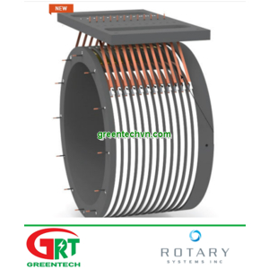 SR007 | 2-part slip ring SR007 series | Rotary System Vietnam