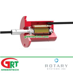 SR013 | Capsule slip ring / standard / compact SR010 series | Rotary System Vietnam