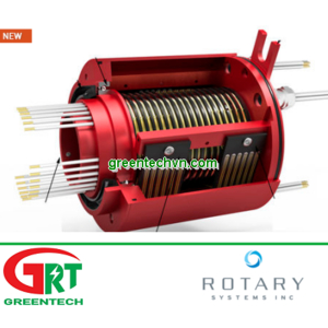 SR018 | Instrument slip ring SR017 series | Rotary System Vietnam