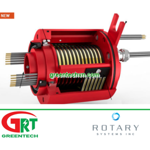 SR018 | Instrument slip ring SR018 series | Rotary System Vietnam