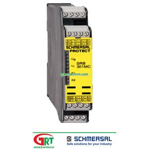 SRB301 MC24V | SRB-301 MC24V | SRB 301MC-24V | Schmersal | Rơ le an toàn | Schmersal Việt Nam