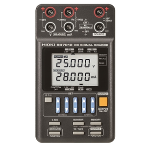 SS7012-Bộ hiệu chuẩn điện áp, dòng điện