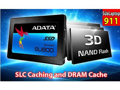 ssd Adata SU800 với chíp nhờ 3d nand