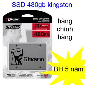 SSD Kingston SUV500 480GB