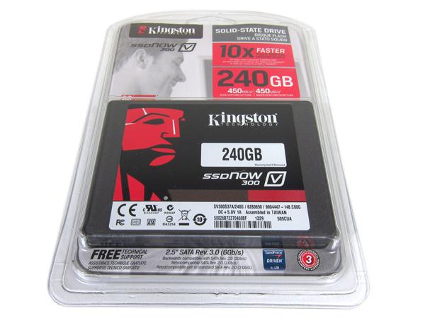SSD Kingston 240GB SSD 300V SATA 3 - SSD giá rẻ nhất cho laptop tại đà nẵng