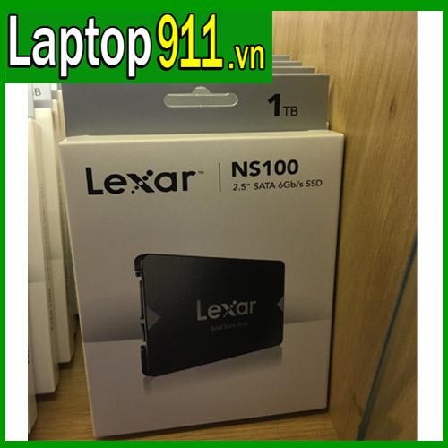 ổ cứng SSD 1tb Lexar