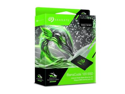 SSD Seagate BarraCuda 120 | 1TB | 2.5 inch | SATA3 (Đọc 560MB/s, Ghi 540MB/s)