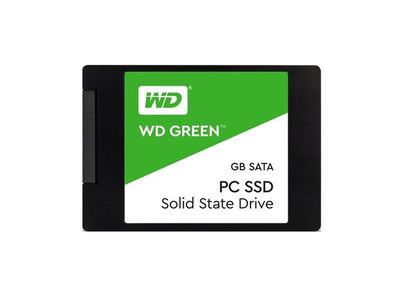 SSD Western Digital Green Sata III 240GB