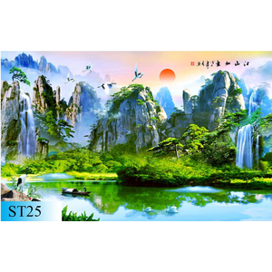 GẠCH 3D ỐP TƯỜNG ST25