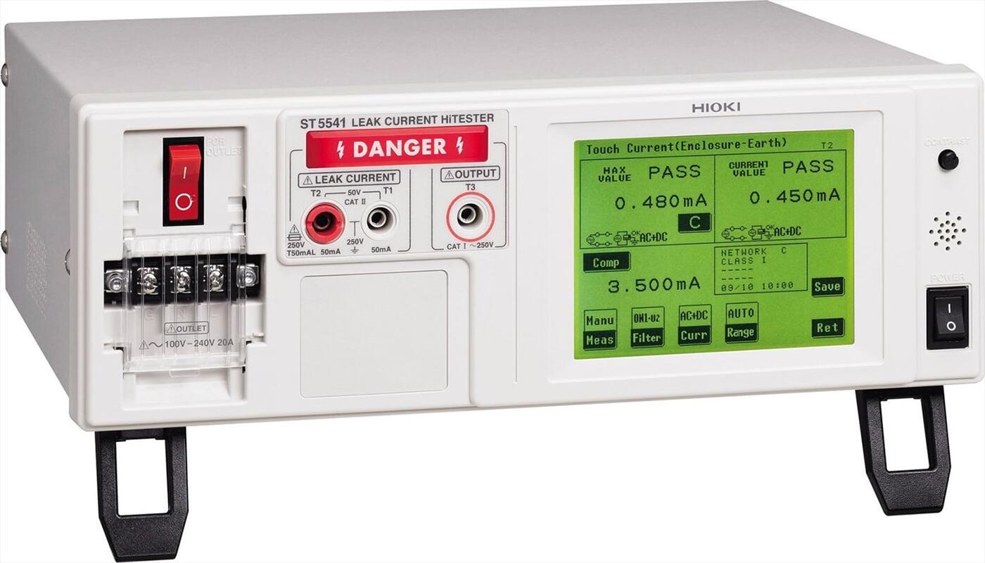 Thiết bị đo dòng rò ST5541