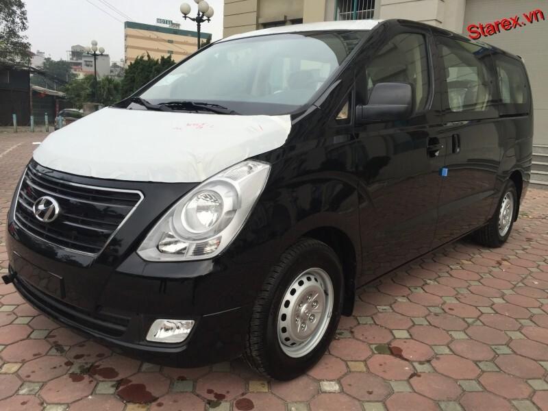 Hyundai Starex Van 9 Chỗ xăng AT