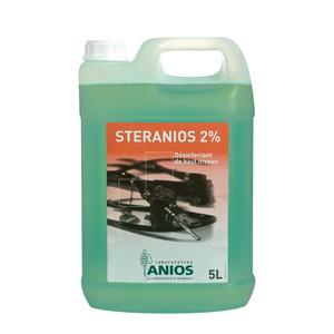 Steranios 2% Dung dịch khử khuẩn mức độ cao, tiệt trùng lạnh dụng cụ nội soi