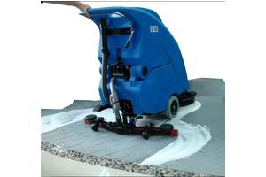 Sử dụng máy chà sàn mang lại hiệu quả cho việc vệ sinh sàn