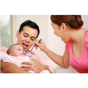 Sử dụng nước mắm và muối cho trẻ