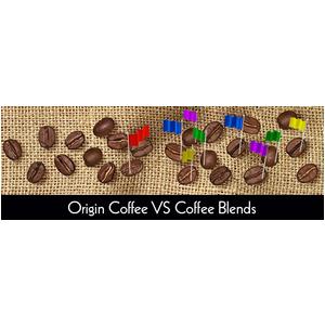 Sự khác nhau giữa cafe Blend và Cà phê Single Origin - Thuật ngữ ngành cà phê