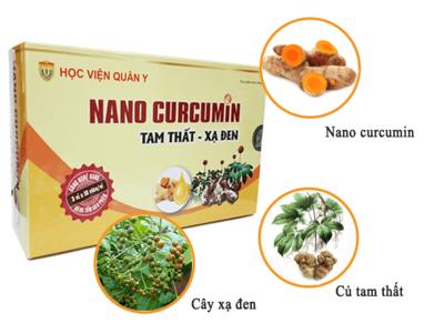Sự thật về công dụng hỗ trợ điều trị ung bướu của nghệ nano curcumin