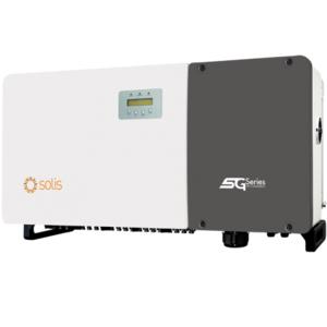 SOLIC Solis-3P60K-HV-4G, Sữa Bộ Inverter Hòa Lưới Điện Mặt Trời