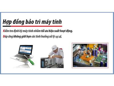 Sửa Chữa - Bảo trì máy tính tận nơi Quận 1