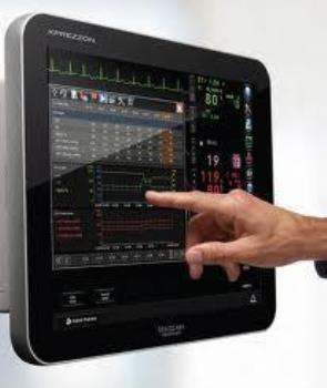 Sửa chữa máy điện tim,monitor