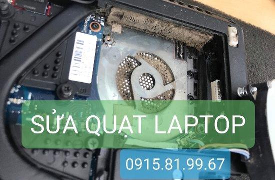 Dịch vụ sửa quạt Laptop uy tín tại đà nẵng