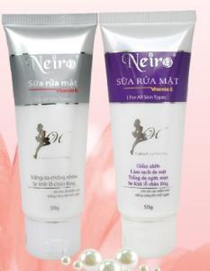 Neiro - Sữa rửa mặt NEIRO