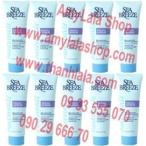 Sữa rửa mặt trắng da Sea Breeze Naturals Facial Scrub 2in1 (177ml) - 0933555070 - 0902966670