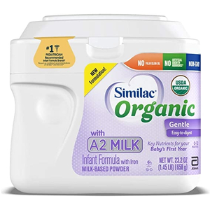 Sữa Similac Organic with A2 Milk 658g