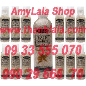 Sữa tắm trị mụn trắng da De-Luxe BAIN Foaming Body (Made in USA) - 0933555070 - 0902966670 :