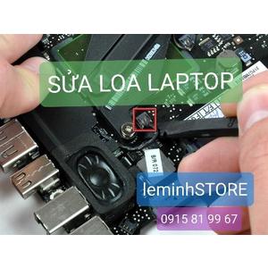 Sửa (thay) Loa Laptop uy tín tại Đà Nẵng